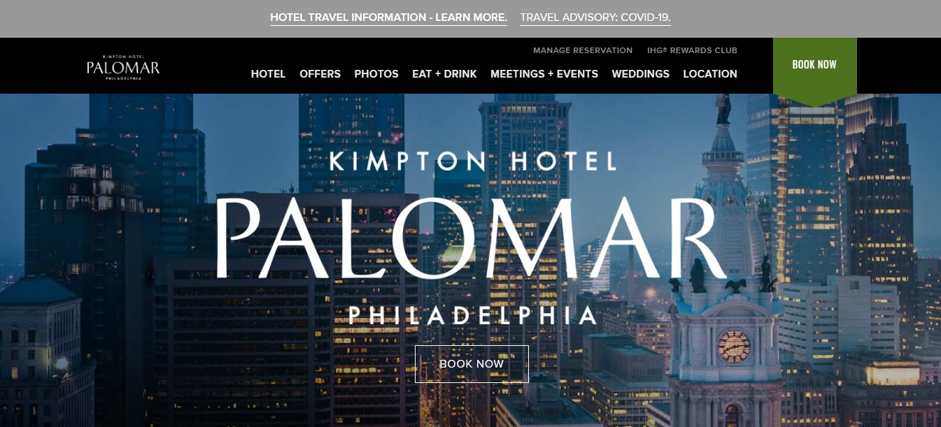 Philadelphia's Best Hotels