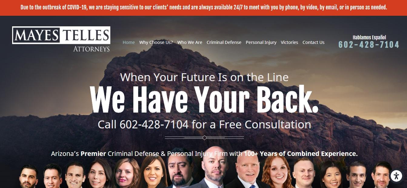 Top Criminal Attorneys in Phoenix