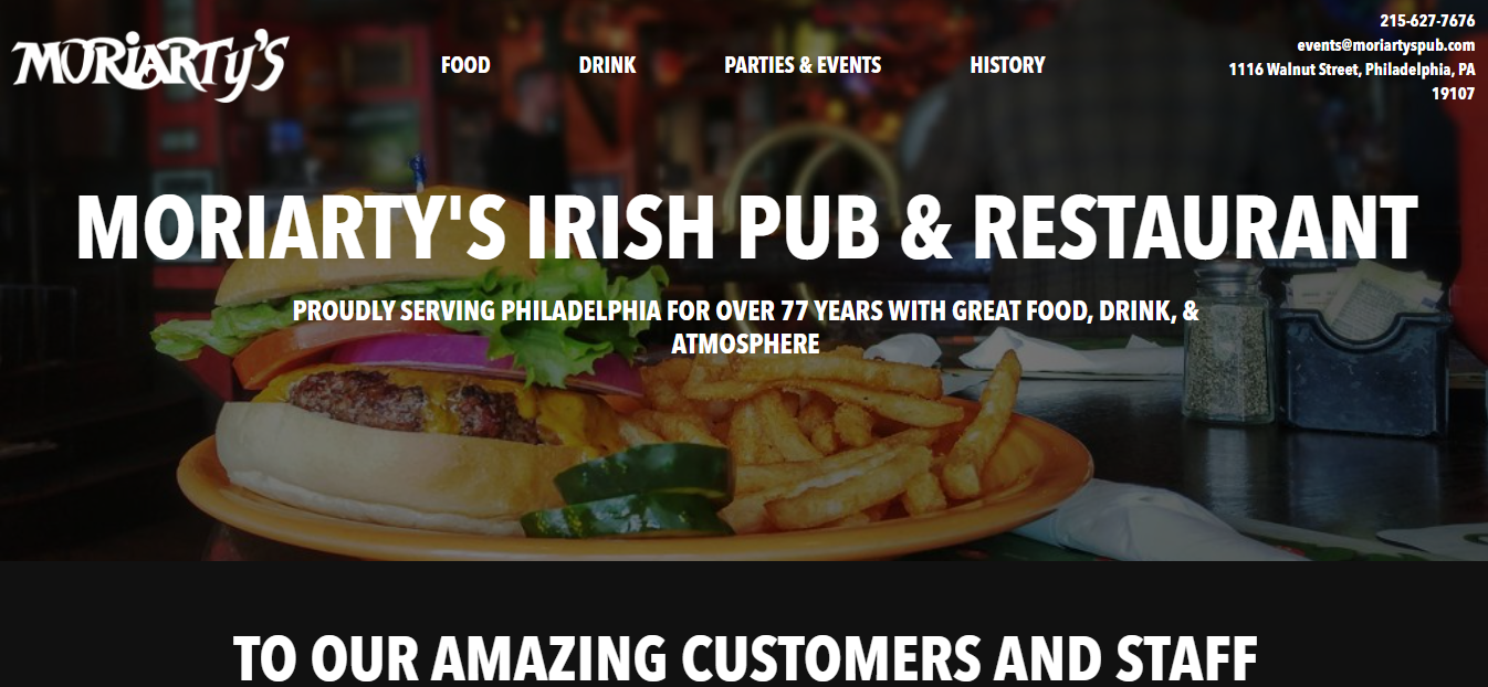 The Best Pubs in Philadelphia