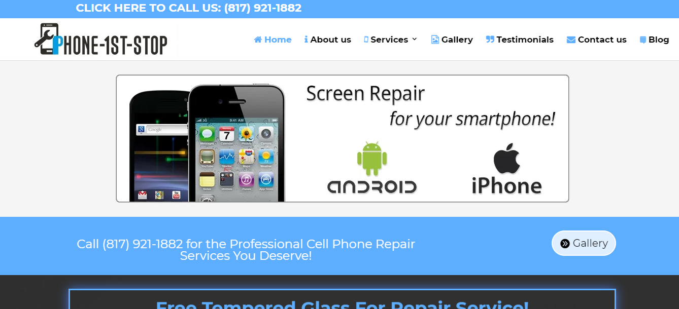 The Best Phone Repair in Fort Worth