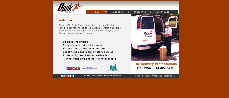 Dallas' Best Courier Services