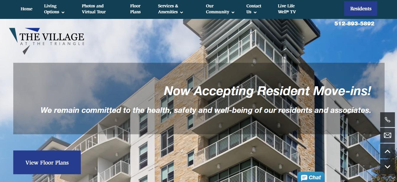 Austin Best Retirement Homes