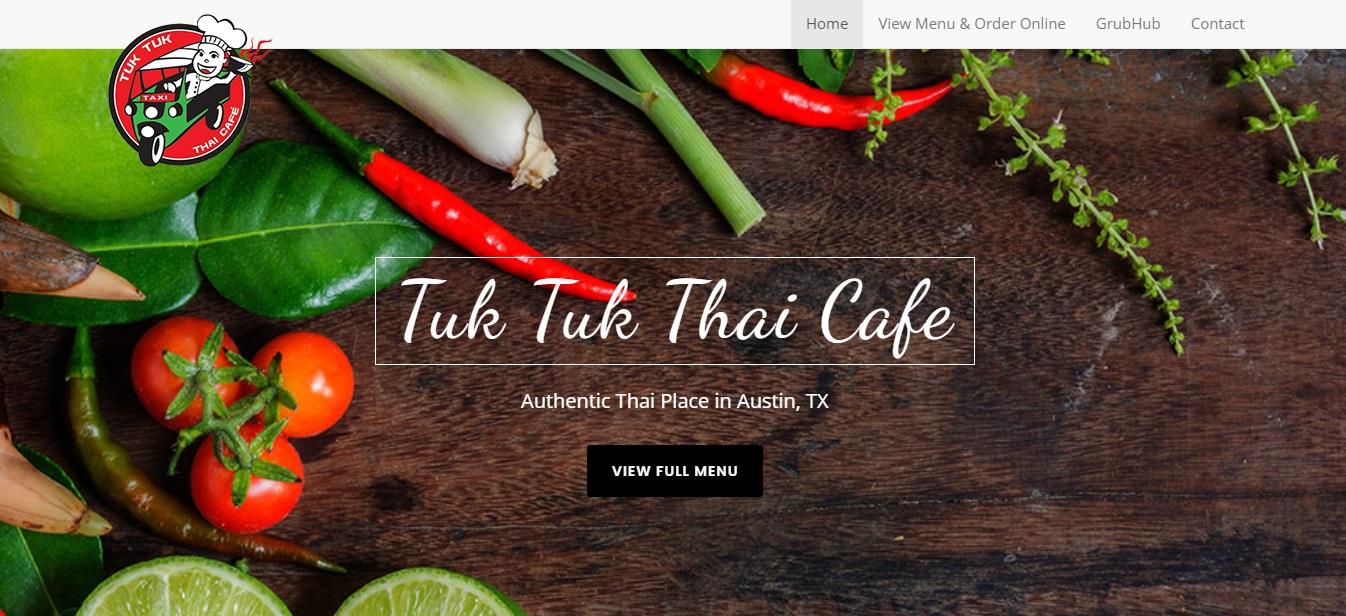 Austin's Best Thai Food