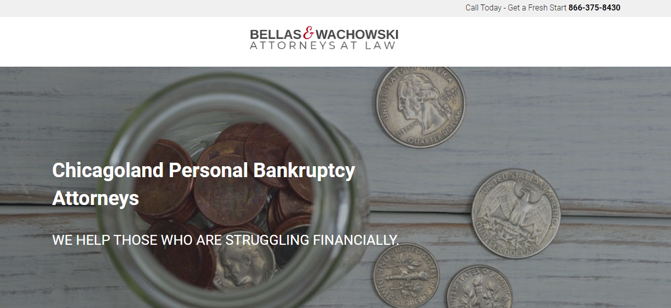 5 Bankruptcy Attorneys in Chicago