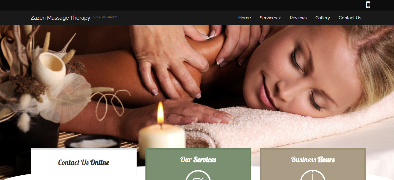 Jacksonville Best Massage Therapy