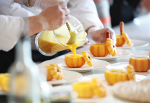 5 Best Caterers in Los Angeles