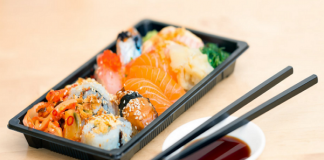 5 Best Sushi in Columbus