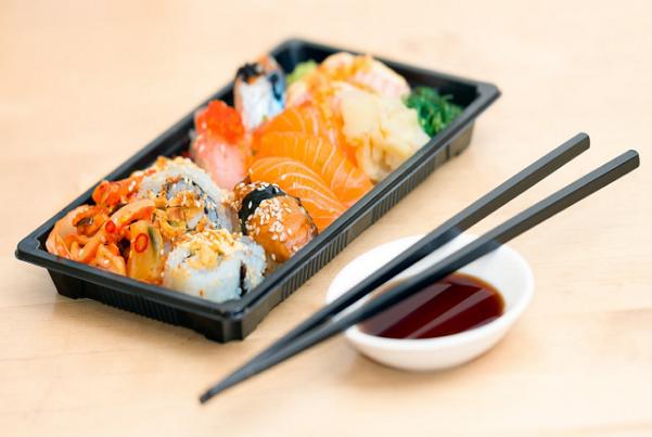 5 Best Sushi in Columbus