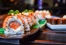 5 Best Sushi in San Diego