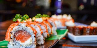 5 Best Sushi in San Diego