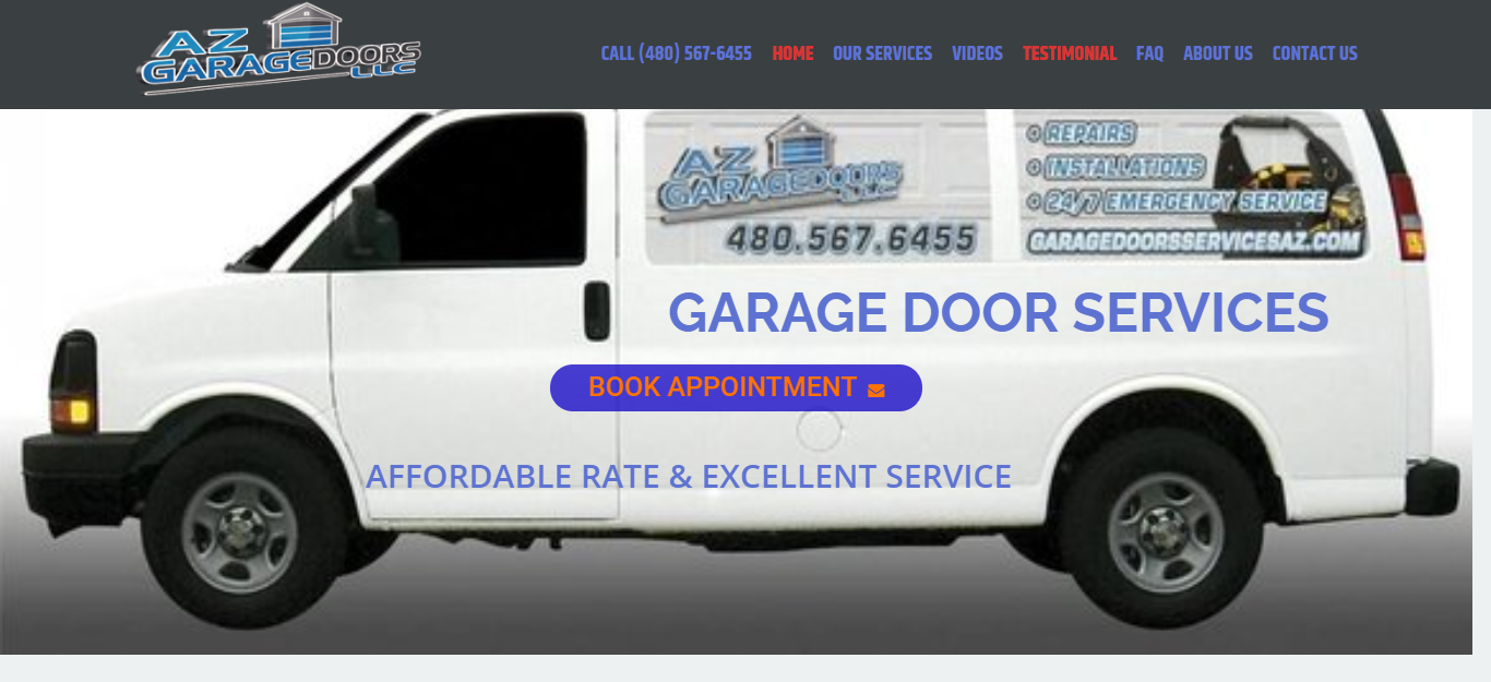 Phoenix Best Garage Door Repair