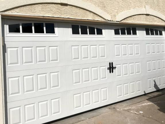 Aviya's Garage Door