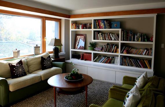 Kristin Taghon Interior Designs