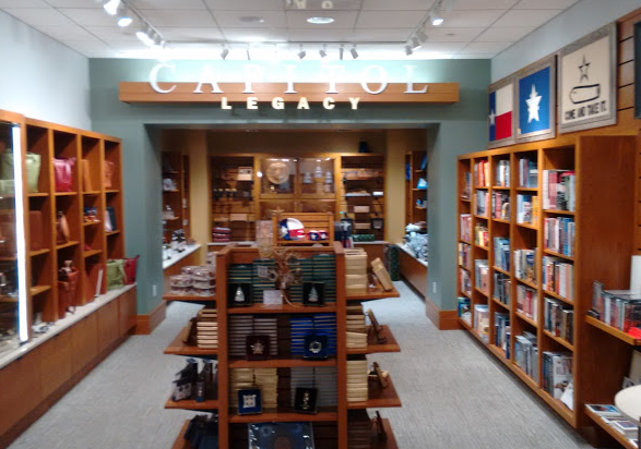 Texas Capitol Gift Shop