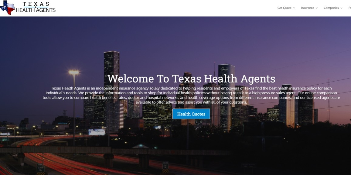 Texas Health Agents