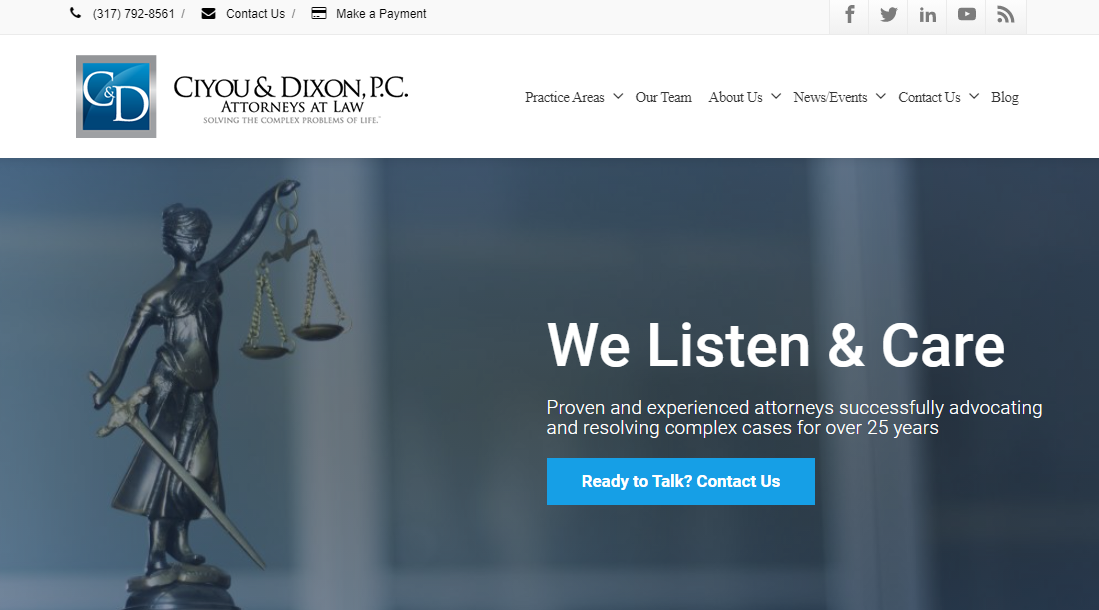 Constitutional Law Attorneys