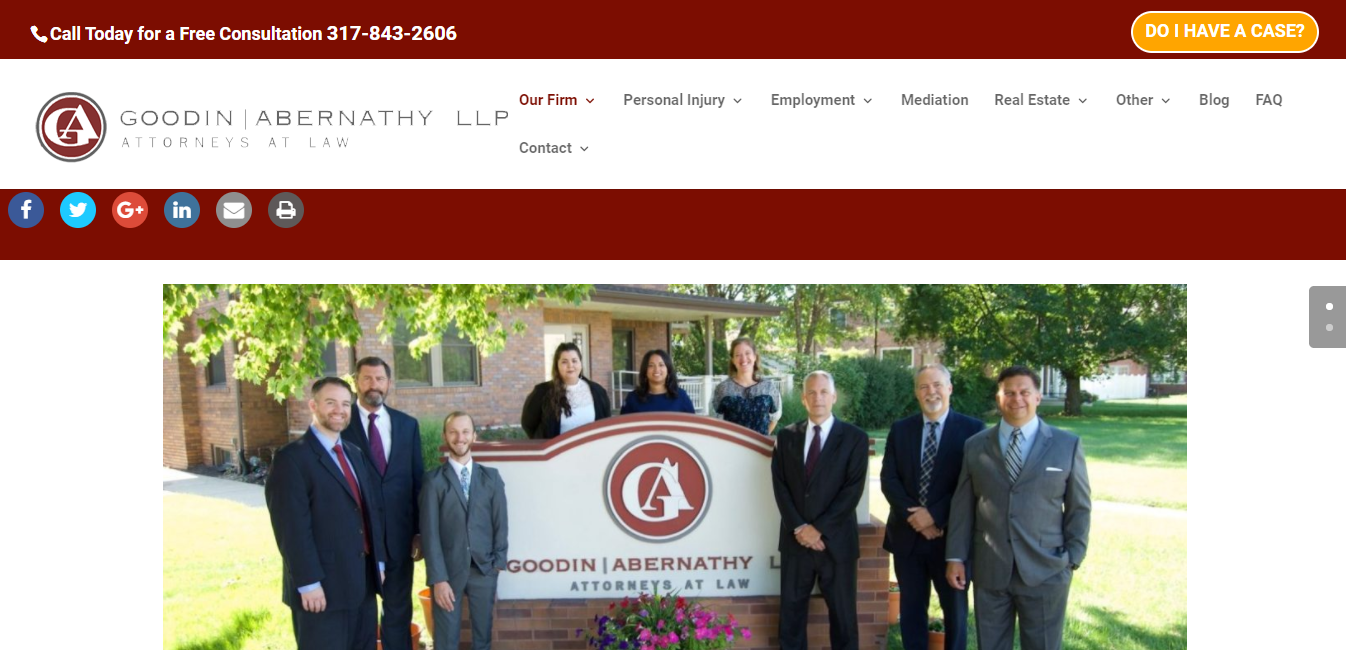 Best Personal Injury Attorneys in Indianapolis