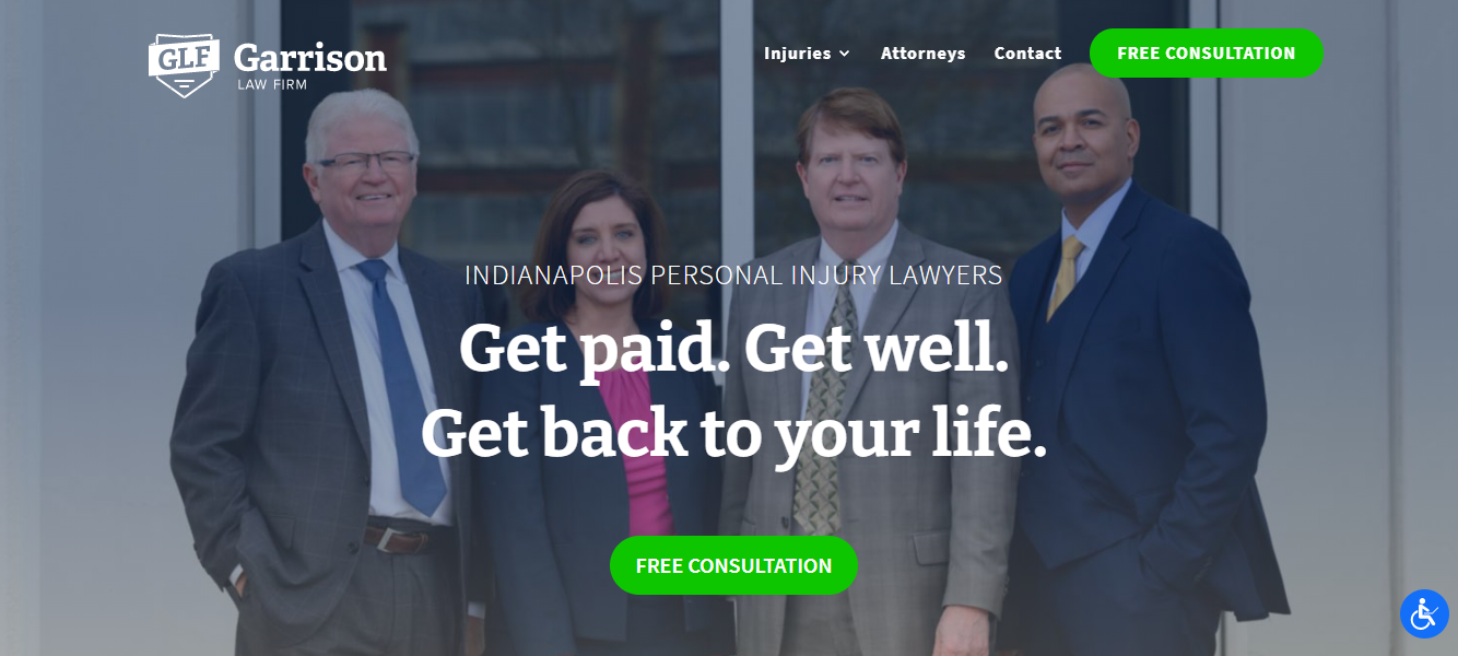 5Personal Injury Attorneys in Indianapolis