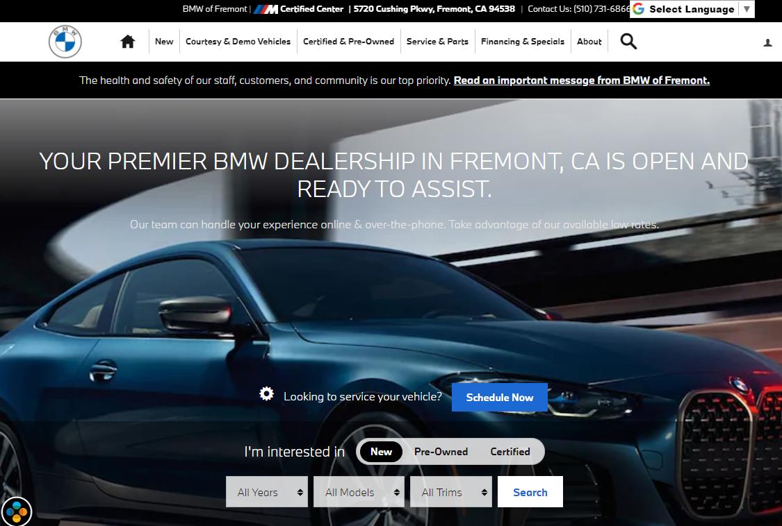 5 Best BMW Dealers in San Jose1