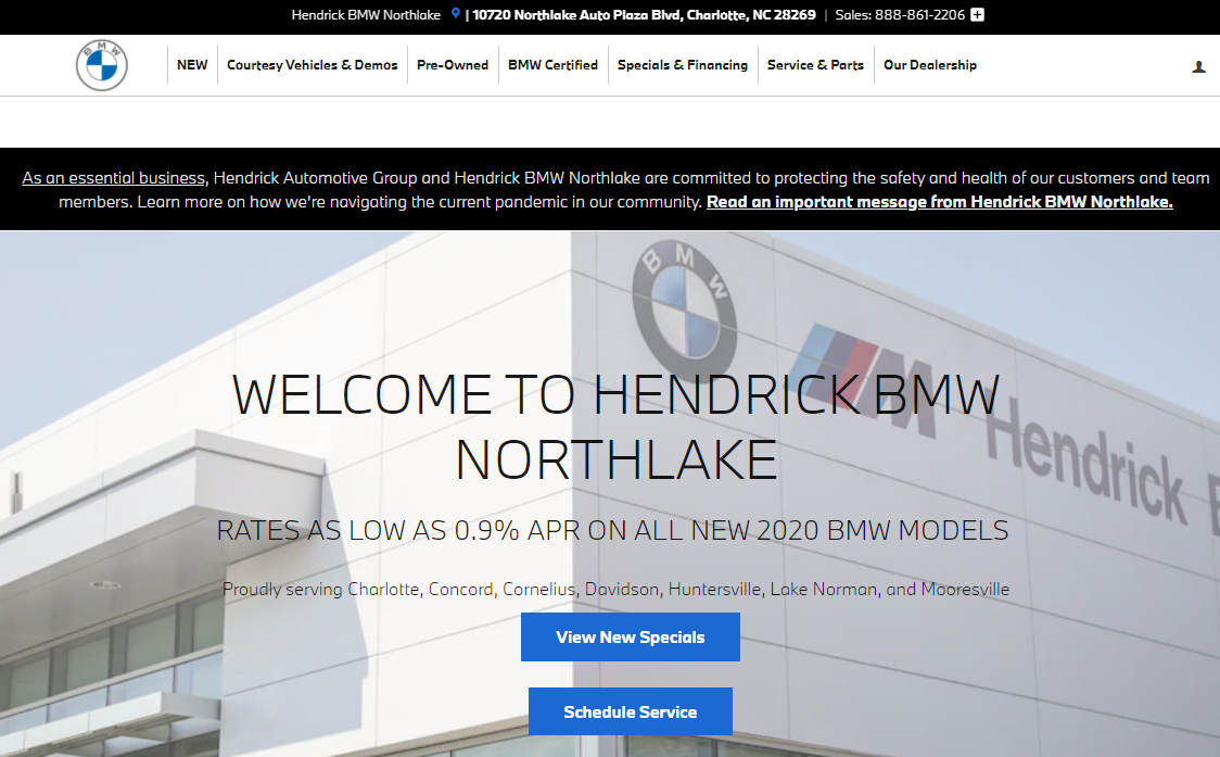 5 Best BMW Dealers in Charlotte1