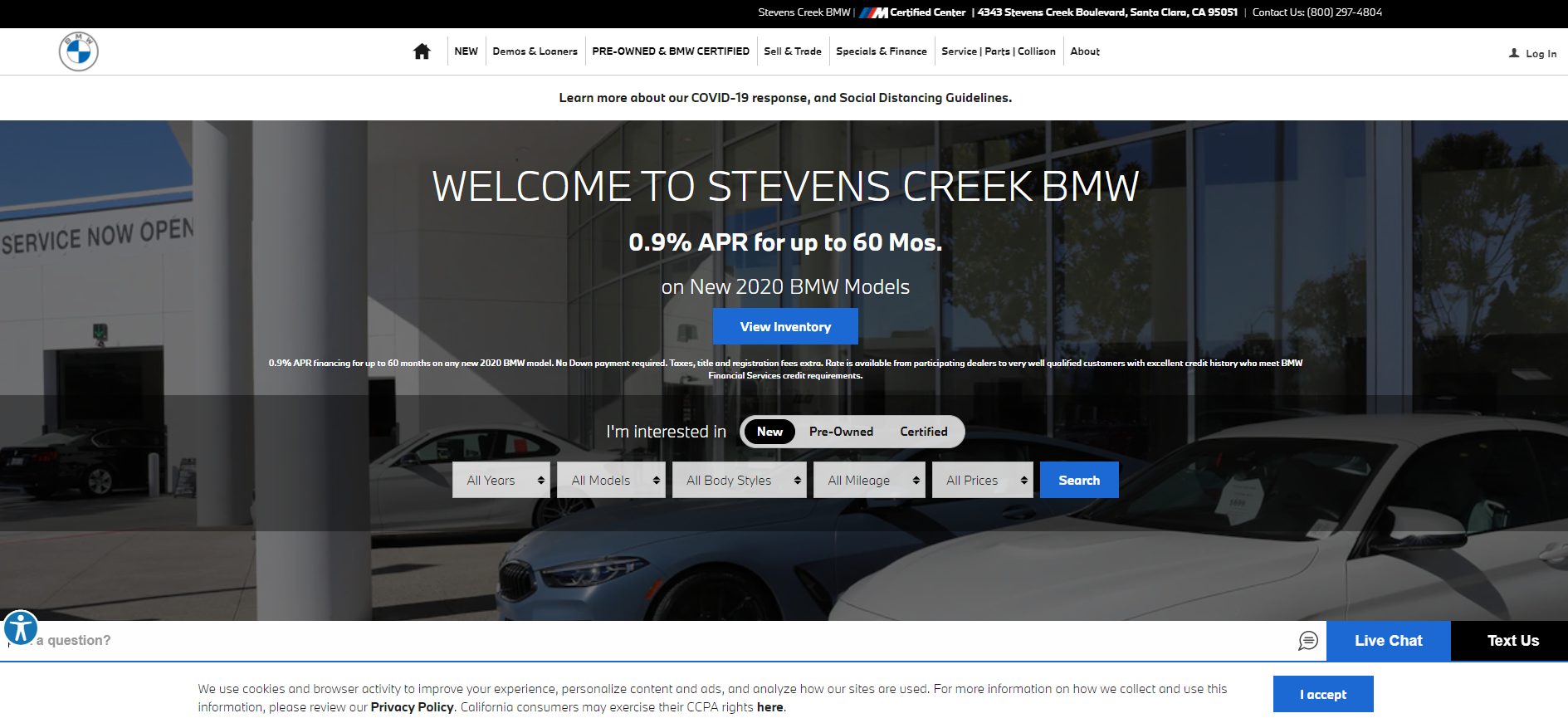 Best BMW Dealers in San Francisco