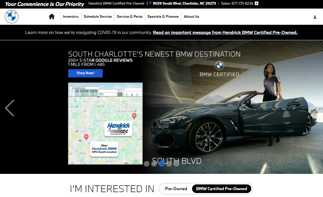 5 Best BMW Dealers in Charlotte3
