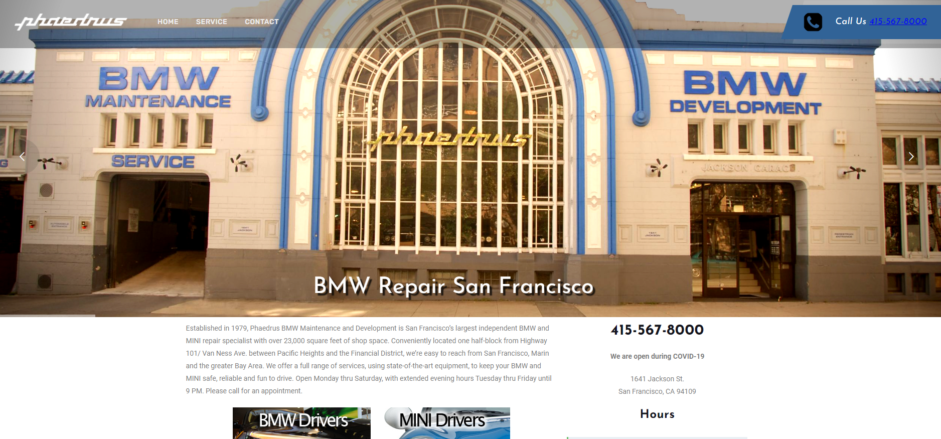 5 BMW Dealers in San Francisco