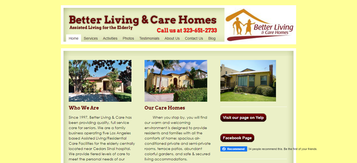 5 Best Disability Care Homes in Los Angeles