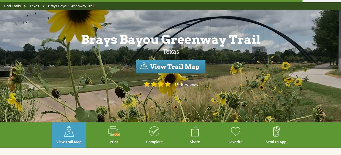 The Best Bush Walks in Houston