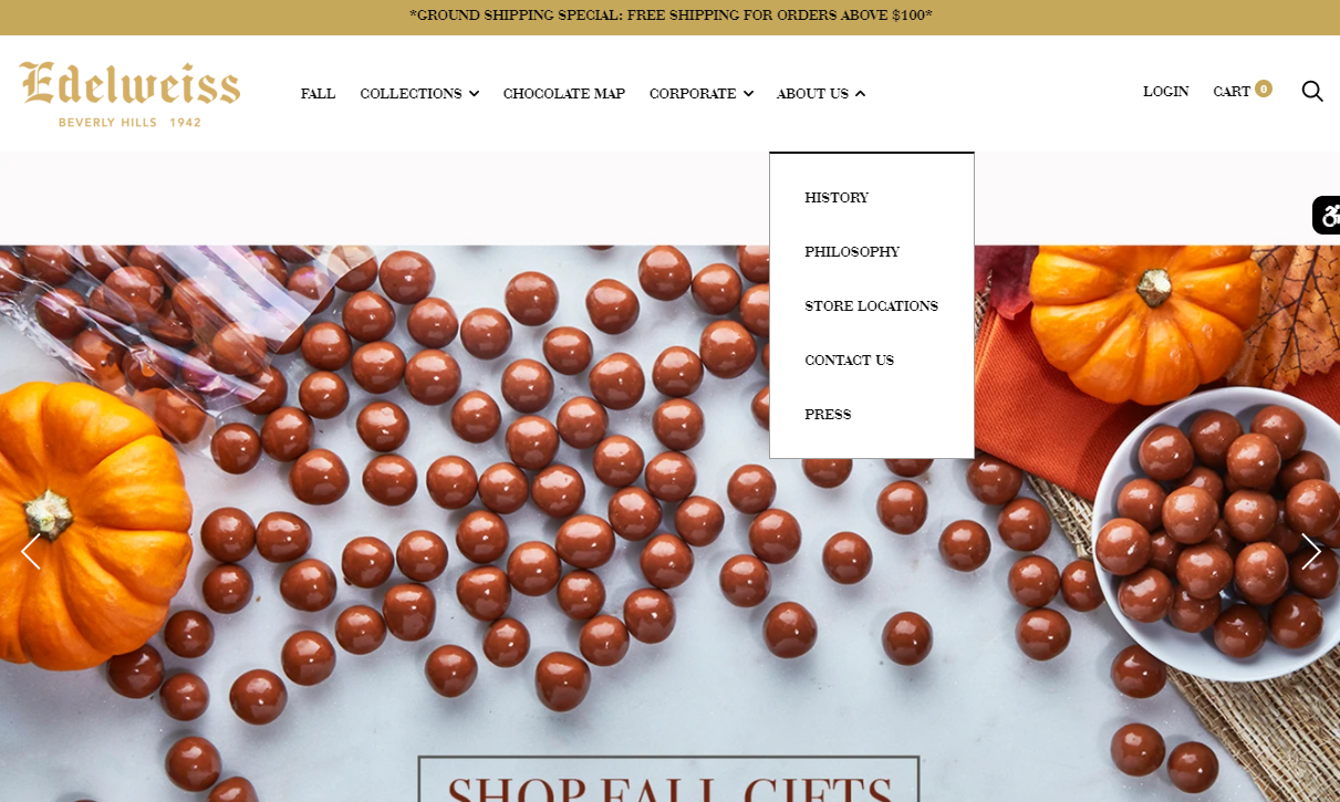 Best Chocolate Shops in Los Angeles