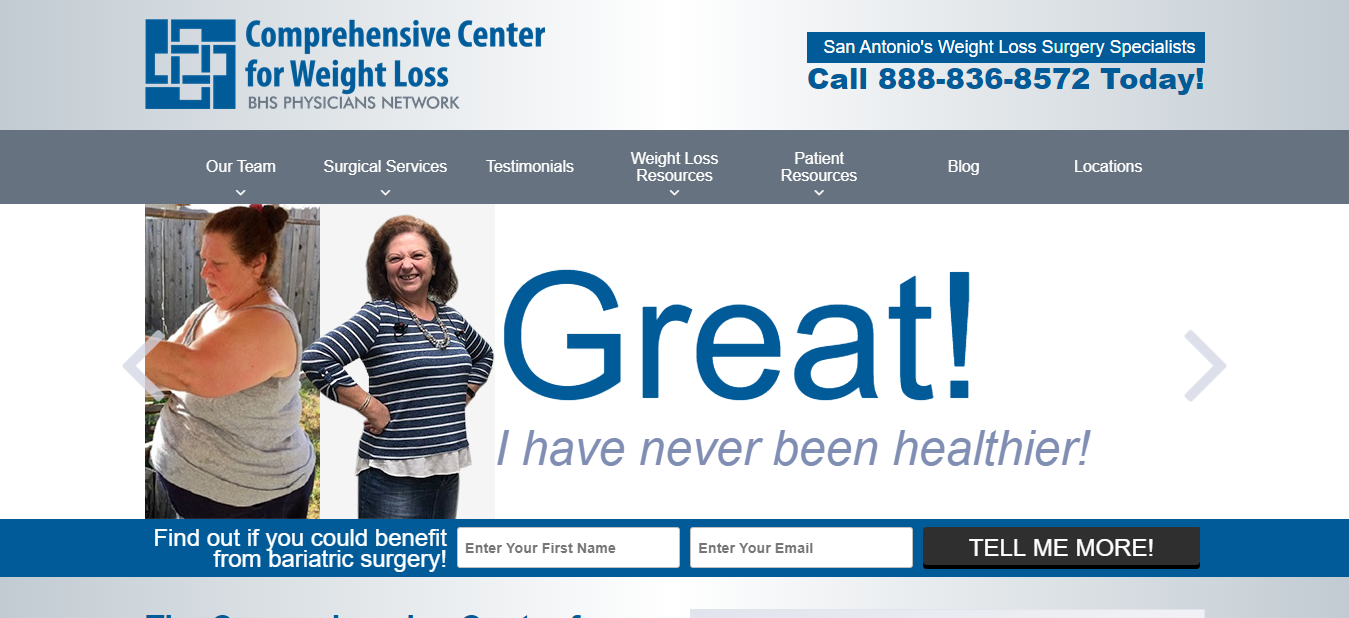 Best Weight Loss Centers in San Antonio