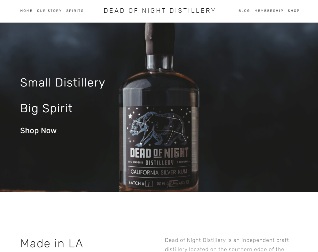 5 Best Distilleries in LA