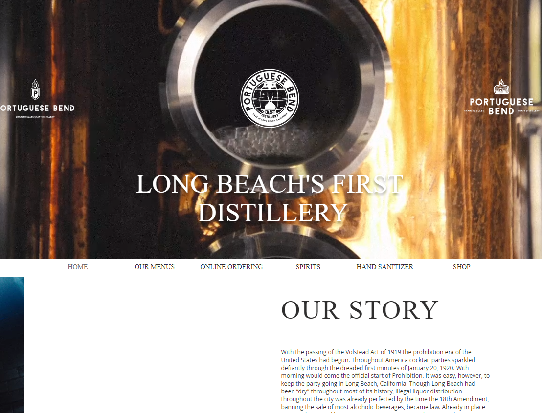 Distilleries in Los Angeles