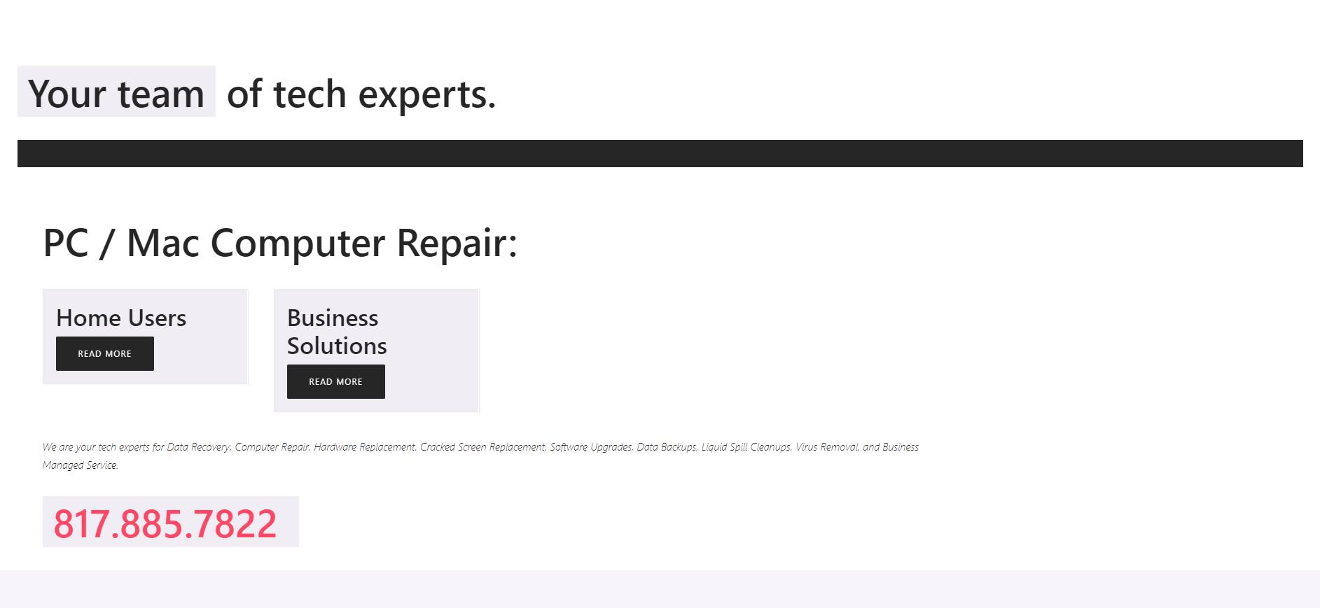 5 Best Computer Repairs
