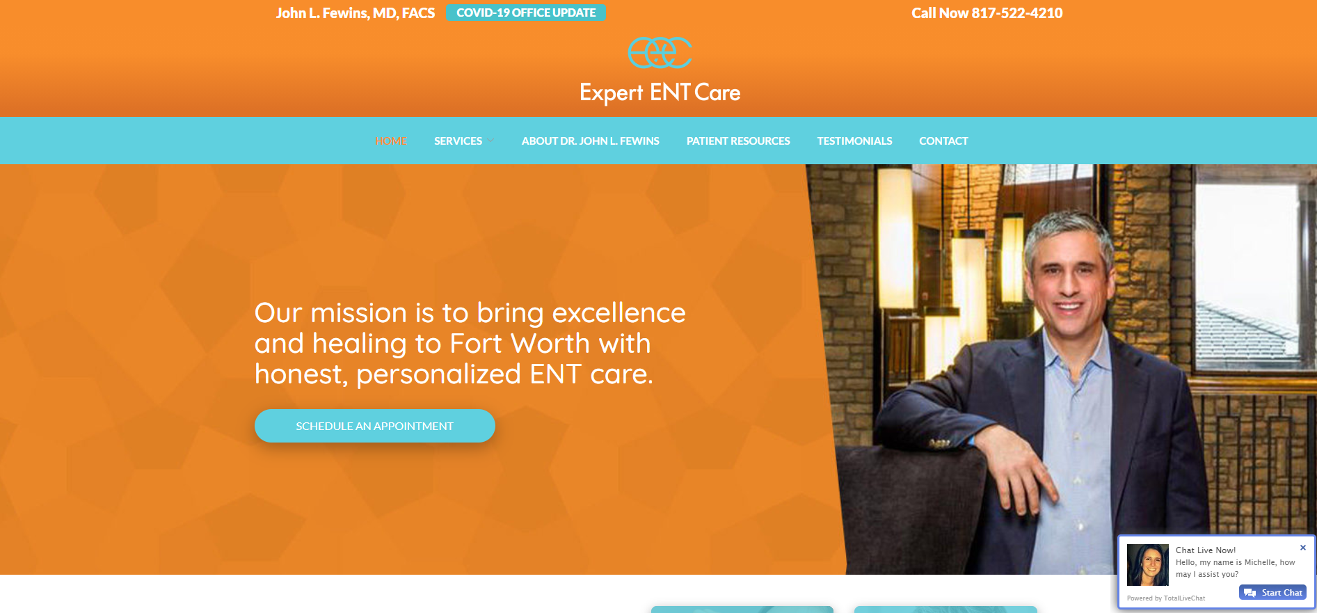 Best ENT Specialists in Fort Worth