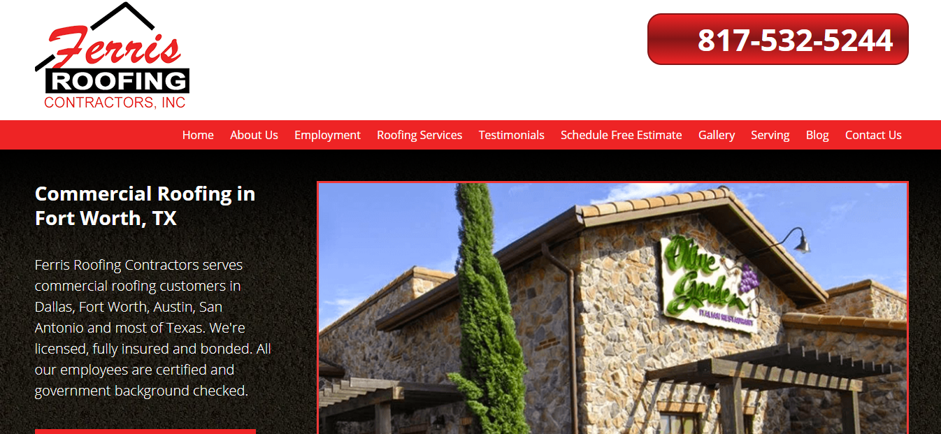 The Best Roofing Contractors in Fort Worth