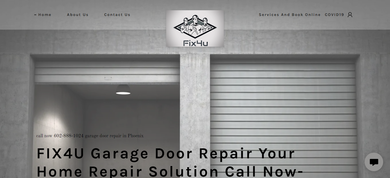 Best Garage Door Repair in Phoenix