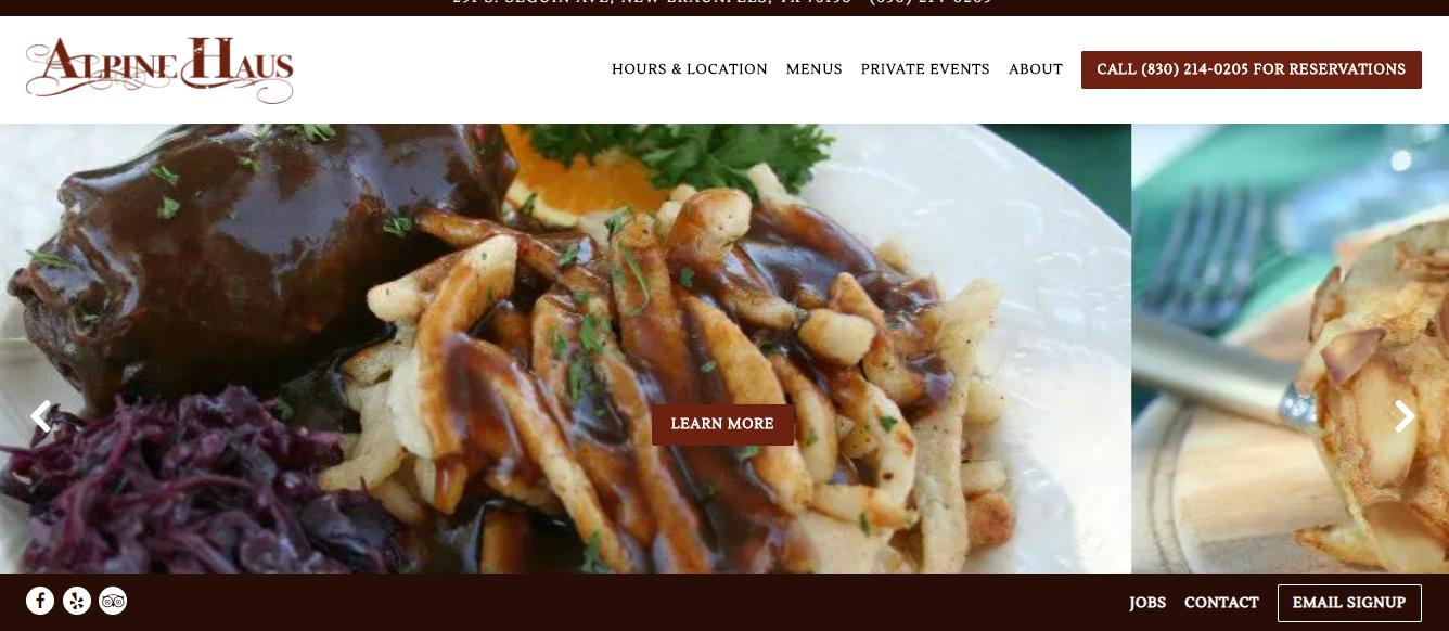 5 Best German Restaurants i