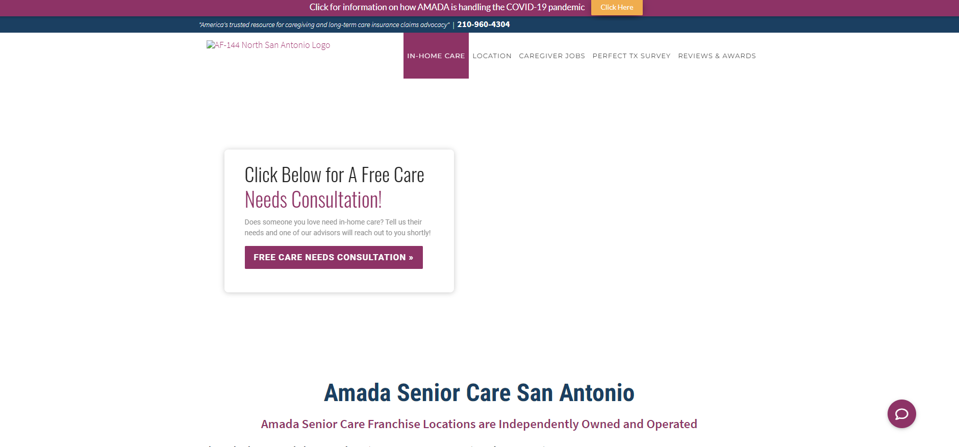 Best Aged Care Homes in San Antonio