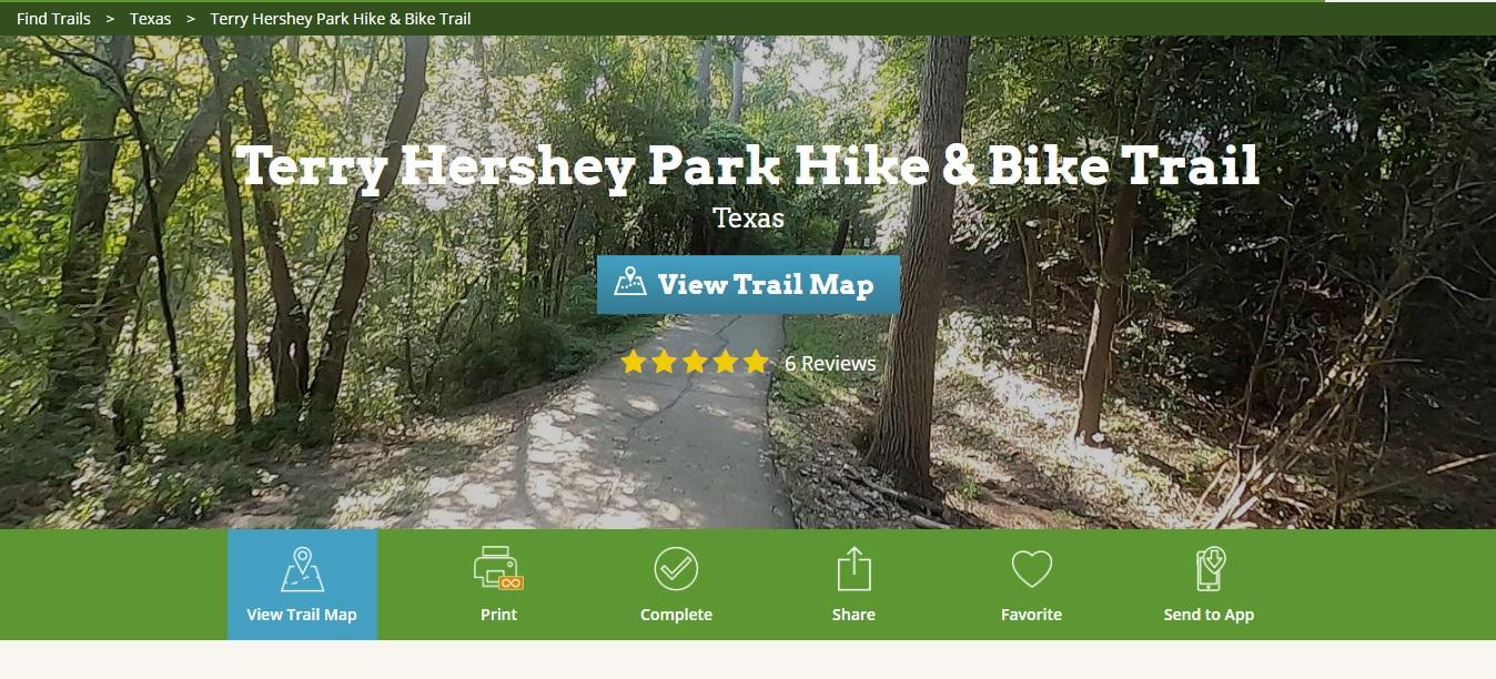 5 Best Bush Walks in Houston