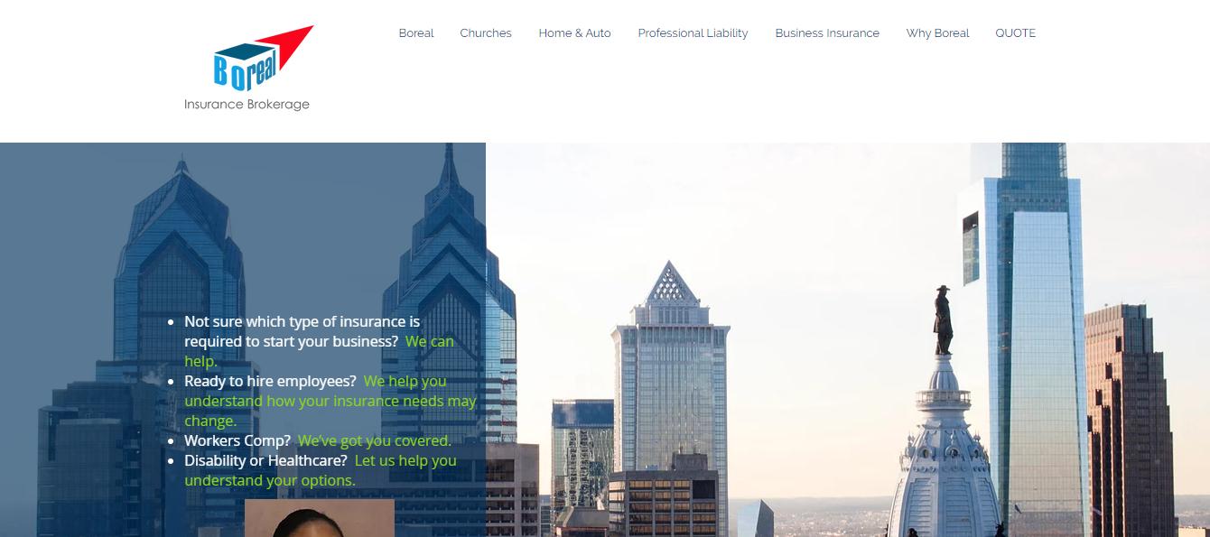 Insurance Brokers in Philadelphia