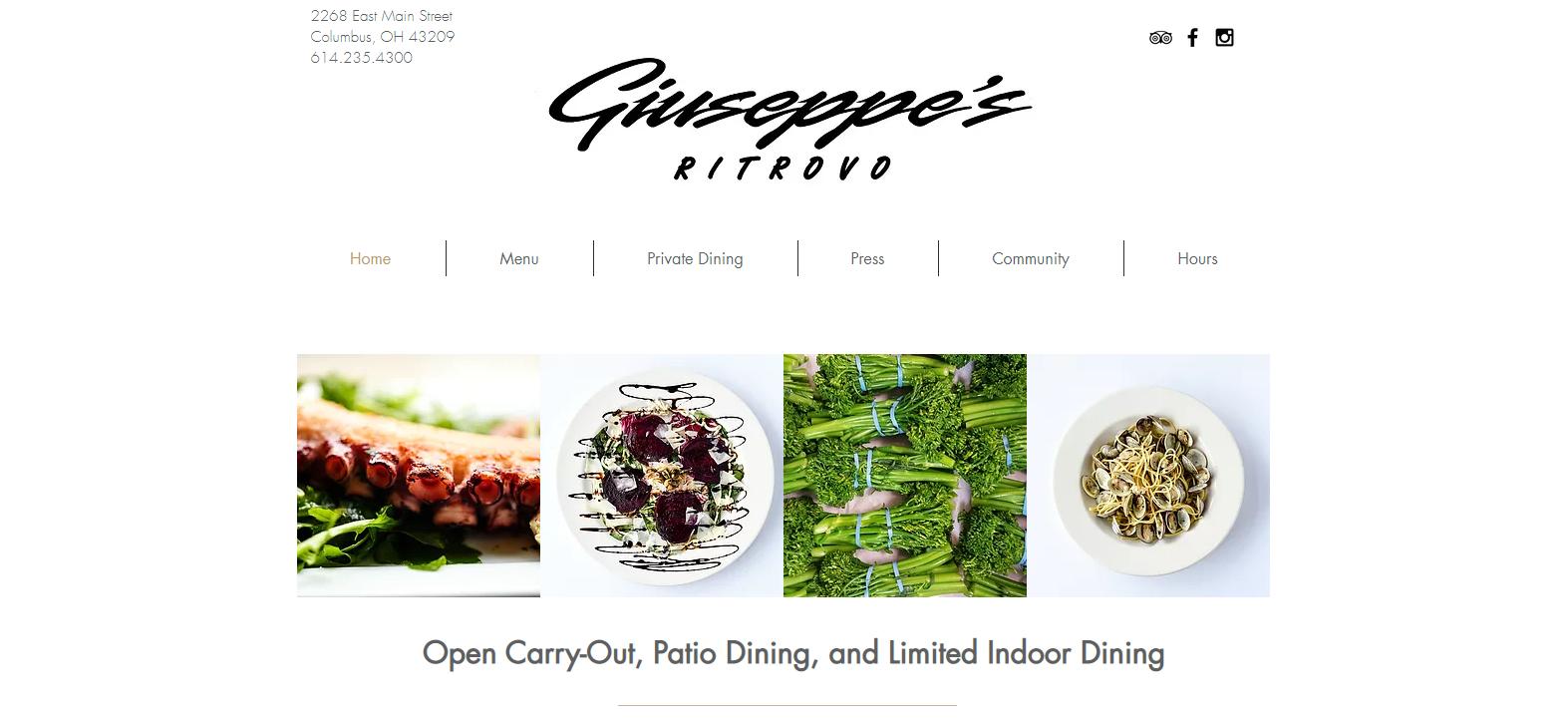 5 Italian Restaurants in Columbus