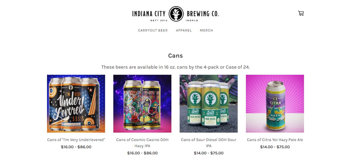 Indianapolis' Best Distilleries
