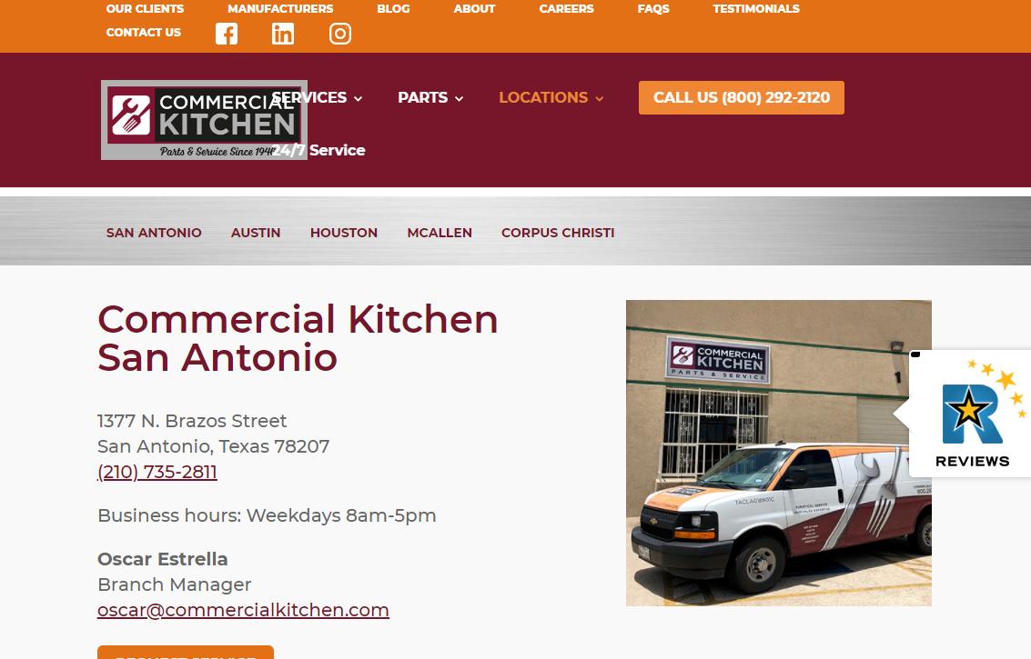 5 Best Kitchen in San Antonio1
