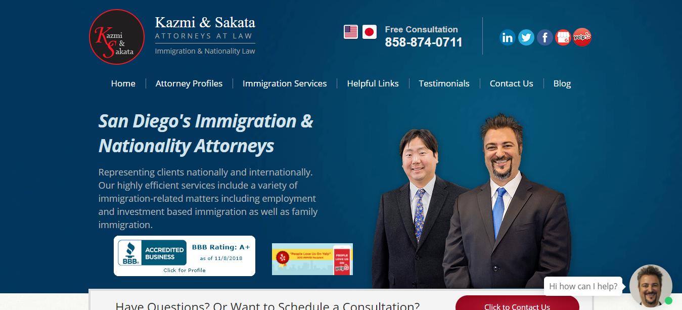 Best Immigration Attorneys in San Diego