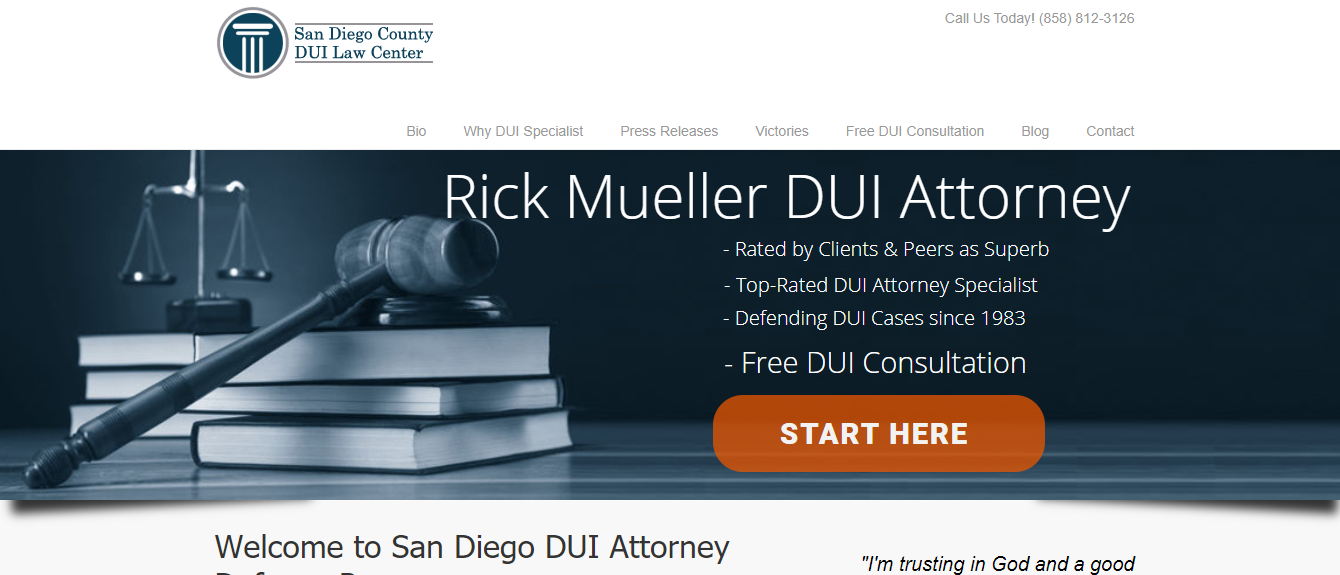 5Drunk Driving Attorneys in San Diego
