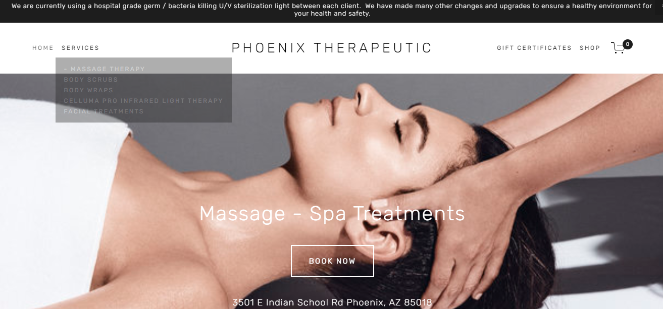 5 Best Massage Therapists in Phx