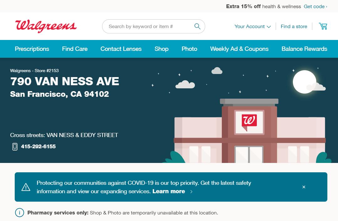 5 Best Pharmacy Shops in SF