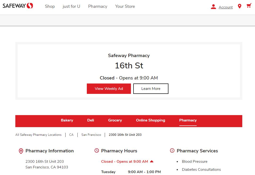 5 Best Pharmacy Shops