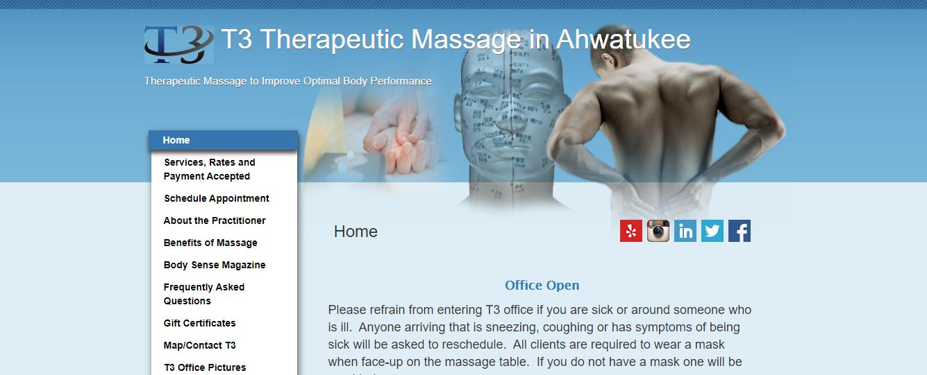 Massage Therapists in Phoenix
